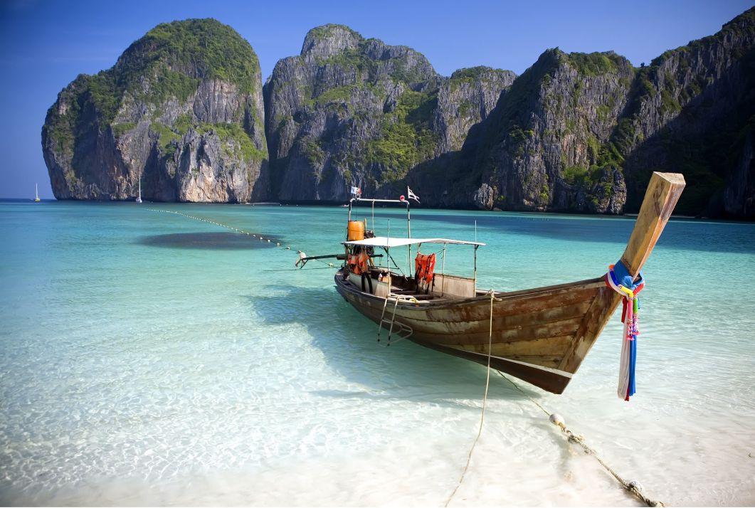 PARAÍSOS DA TAILÂNDIA