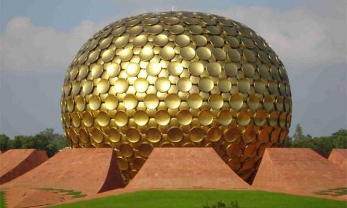 Ashram Sri Aurobindo_sul da india