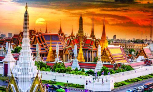 fotosgde palacio de Bangkok